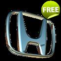 3D HONDA Logo Live Wallpaper icon