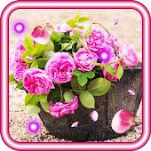 Spring Roses live wallpaper