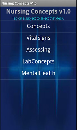 Nursing Concepts