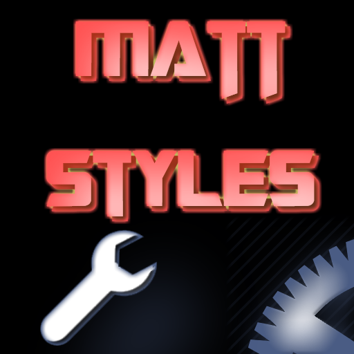 Matt Styles Tool Guide 商業 App LOGO-APP試玩
