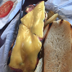 Gluten Free big Cheese dog