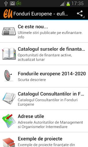 Fonduri Europene Pro