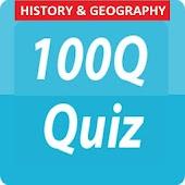 History Geography - 100Q Quiz