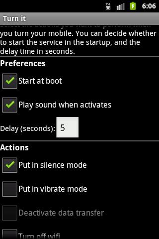 Turn It- screenshot