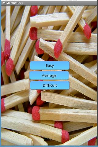 21 Matchsticks