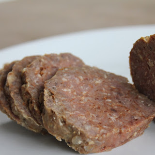 Homemade Summer Sausage/Lunch Meat.