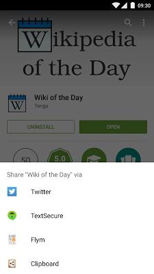 Share to Clipboard - screenshot