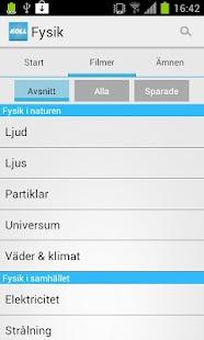 Koll på Fysik [Gratis]- screenshot thumbnail