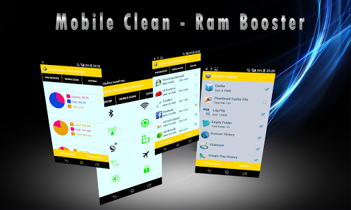 Mobile Clean - Ram Booster 360