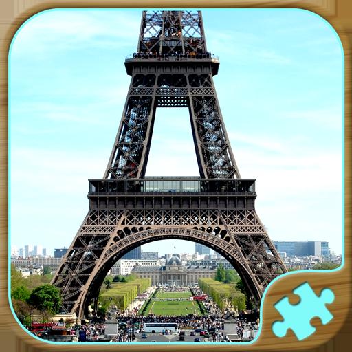 巴黎拼图 - 巴黎及法国的困惑 解謎 App LOGO-APP開箱王