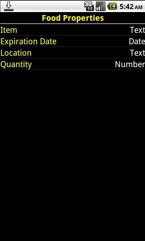 My Minder- screenshot