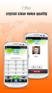 iTel Mobile Dialer Express Screenshot 2