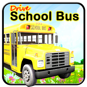 Drive School Bus Games for PC and MAC
