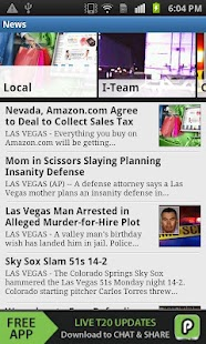 8 News NOW | KLAS-TV Las Vegas - screenshot thumbnail