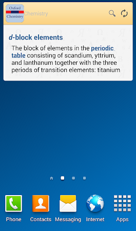Oxford Chemistry Dictionary Tr 4.3.136 screenshot 75627