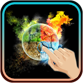 Magic Touch : 3D Planet
