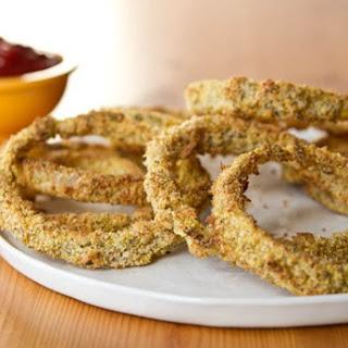 Crispy Baked Onion Rings