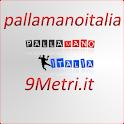 Pallamano Italia logo