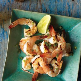 Tequila-Grilled Shrimp