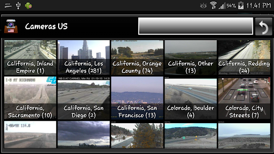 Cameras US - Traffic cams USA screenshot 5