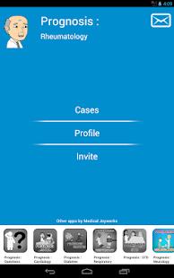 玩免費醫療APP|下載Prognosis : Rheumatology app不用錢|硬是要APP