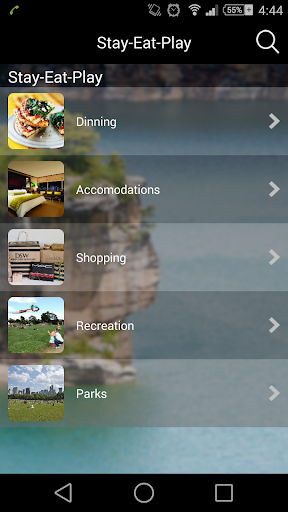 【免費旅遊App】Summersville CVB-APP點子