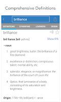 Screenshot of Dictionary.com Premium
