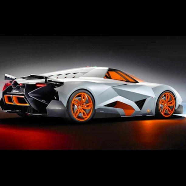 Lamborghini Egoista Concept Car Black: Pinterest Top Car Images Of The Week