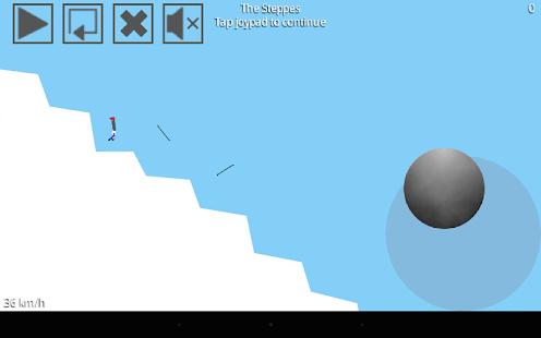 StuntSki Lite- screenshot thumbnail