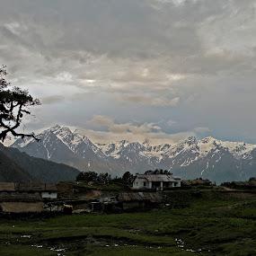 Taken at Madmaheswar by Abhishek Ghosh - Landscapes Mountains & Hills