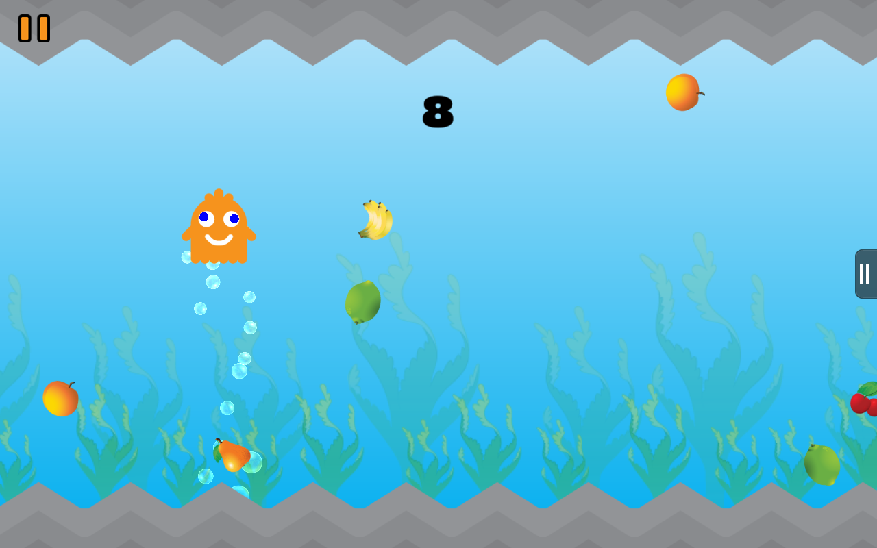Squeeze Squidoo Free- screenshot