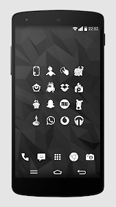 Whicons - White Icon Pack v3.8.0.1