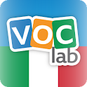 Learn Italian Flashcards icon