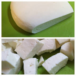 Paneer (Indian Cottage Cheese).