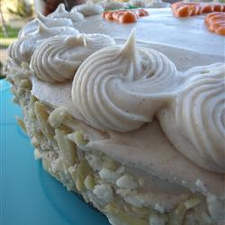 Allspice Cream Cheese Frosting