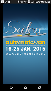 Autosalon 2015 Brussel - screenshot thumbnail
