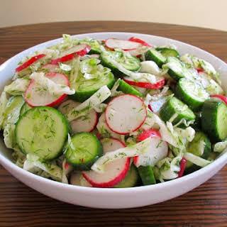 Crunchy Healthy Salad Recipes.