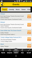 Screenshot of goldenpages.ie