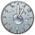 Rain Drop Clocks logo