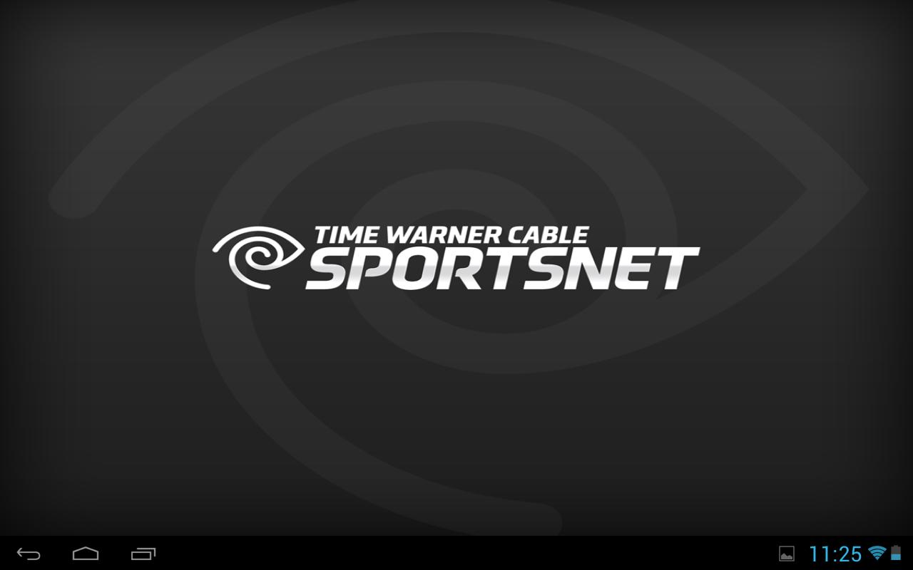 TWC SportsNet - screenshot