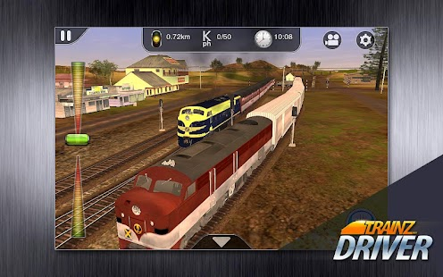 Trainz Driver- screenshot thumbnail