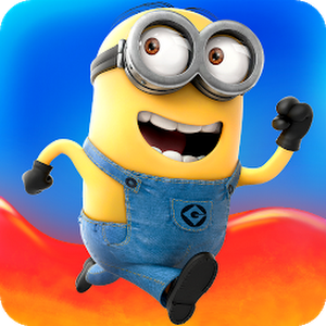 Despicable Me v2.1.0 APK+DATA (Mod Unlimited Bananas)