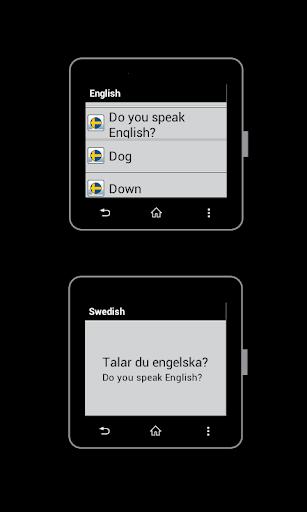 Swedish for SmartWatch 2