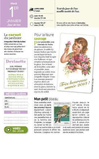 Almanach Rustica 2013