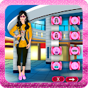 Mall Shopping Dress Up icon