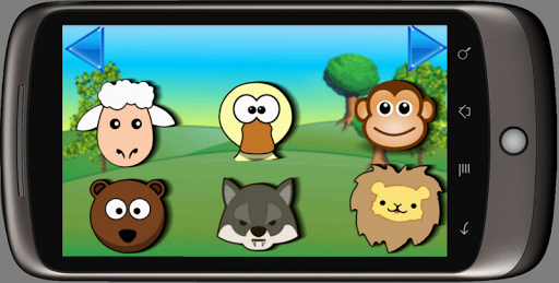 無料教育Appの動物はキャミとサウンド|記事Game