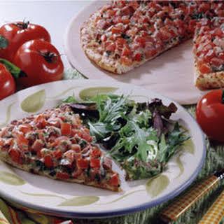 Pizza Rustica.