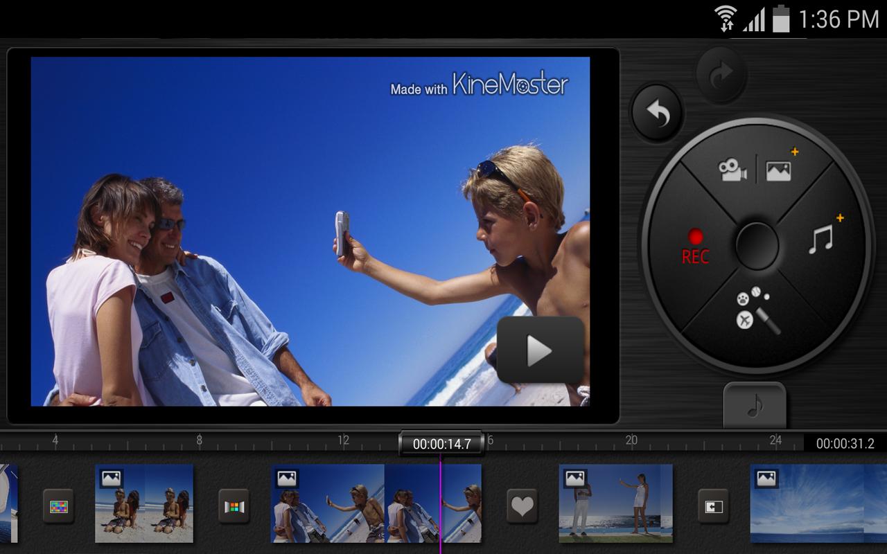 KineMaster – Pro Video Editor - screenshot