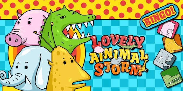 Lovely Animal Storm- screenshot thumbnail