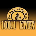 Spirit of the West KWFX 100.1 icon